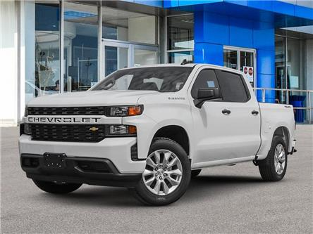 2021 Chevrolet Silverado 1500 Silverado Custom (Stk: TM079) in Chatham - Image 1 of 23
