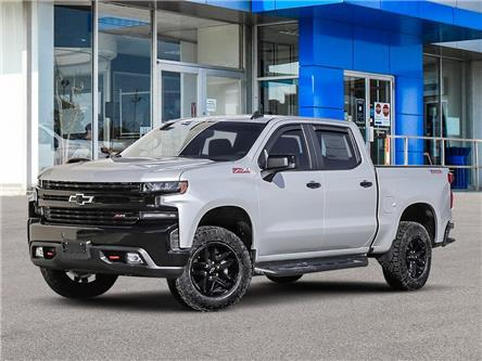 2021 Chevrolet Silverado 1500 LT Trail Boss (Stk: M049) in Chatham - Image 1 of 11