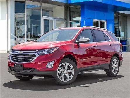2021 Chevrolet Equinox Premier (Stk: M057) in Chatham - Image 1 of 10