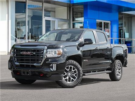 2021 GMC Canyon AT4 w/Leather (Stk: M014) in Chatham - Image 1 of 23