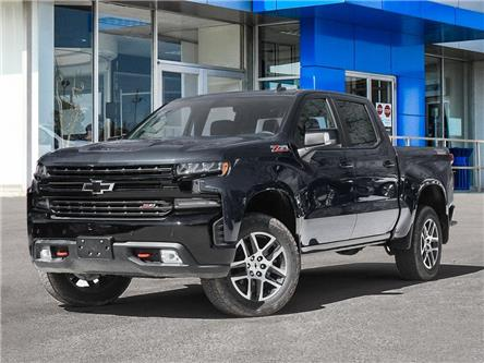 2021 Chevrolet Silverado 1500 LT Trail Boss (Stk: M050) in Chatham - Image 1 of 23