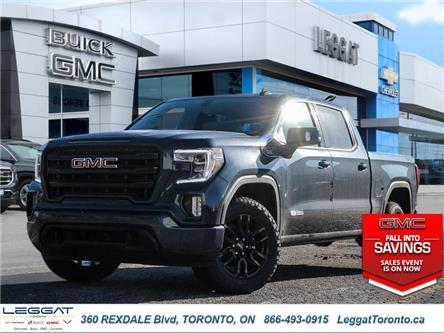 2021 GMC Sierra 1500 Elevation (Stk: 109782) in Etobicoke - Image 1 of 28