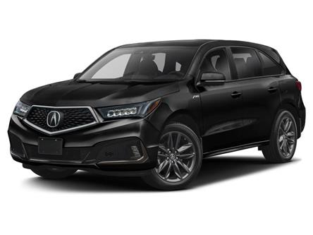 2019 Acura MDX A-Spec (Stk: PW0204A) in Red Deer - Image 1 of 9