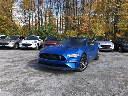 2020 Ford Mustang EcoBoost Premium (Stk: MS201073) in Barrie - Image 1 of 15