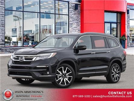 2020 Honda Pilot Touring 8P (Stk: 220052) in Huntsville - Image 1 of 23