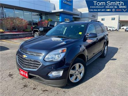 2016 Chevrolet Equinox LT (Stk: 200649A) in Midland - Image 1 of 18