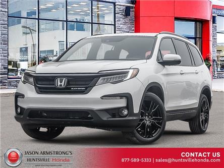 2020 Honda Pilot Black Edition (Stk: 220114) in Huntsville - Image 1 of 20