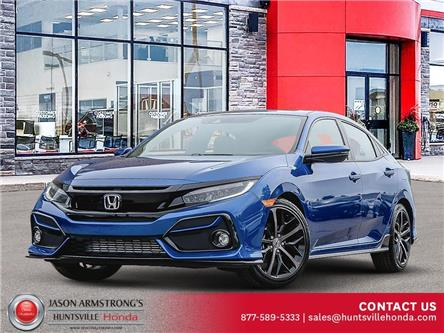 2020 Honda Civic Sport (Stk: 220348) in Huntsville - Image 1 of 23