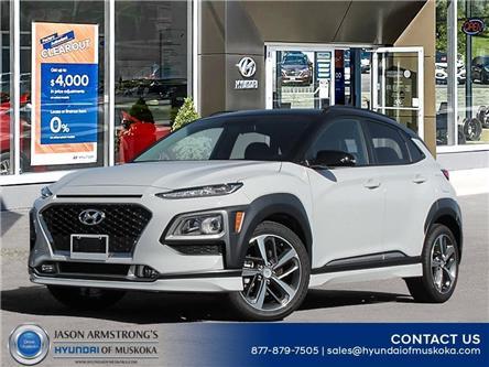 2020 Hyundai Kona 1.6T Trend w/Two-Tone Roof (Stk: 120-135) in Huntsville - Image 1 of 23