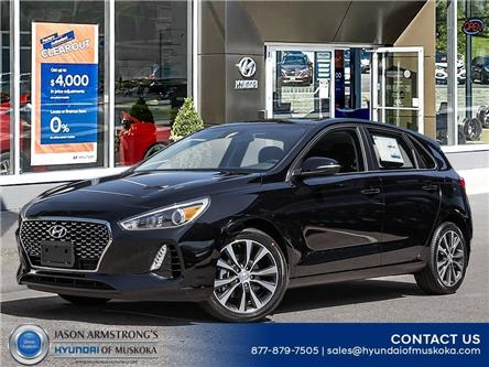 2020 Hyundai Elantra GT Luxury (Stk: 120-165) in Huntsville - Image 1 of 22