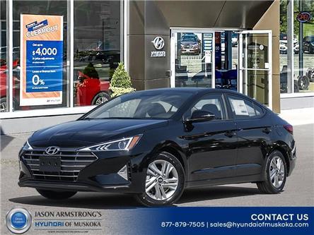 2020 Hyundai Elantra Preferred (Stk: 120-221) in Huntsville - Image 1 of 23