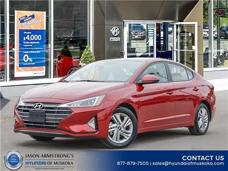 2020 Hyundai Elantra Preferred (Stk: 120-261) in Huntsville - Image 1 of 23