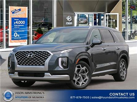 2021 Hyundai Palisade Ultimate Calligraphy (Stk: 121-018) in Huntsville - Image 1 of 10