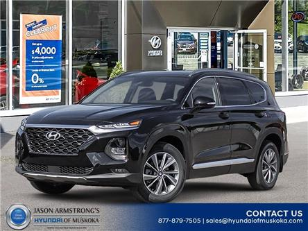 2020 Hyundai Santa Fe Preferred 2.4 w/Sun & Leather Package (Stk: 120-278) in Huntsville - Image 1 of 23