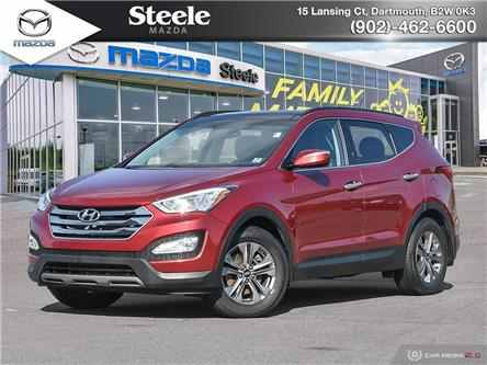 2016 Hyundai Santa Fe Sport 2.4 Luxury (Stk: D102307A) in Dartmouth - Image 1 of 27