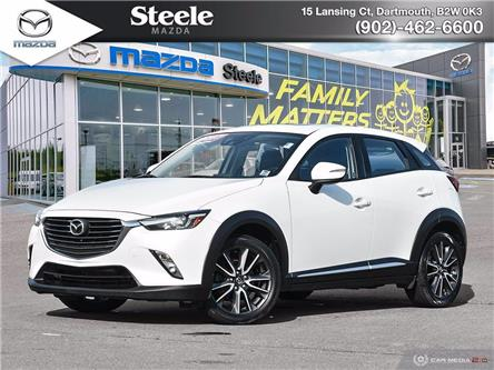 2017 Mazda CX-3 GT (Stk: M2865A) in Dartmouth - Image 1 of 27