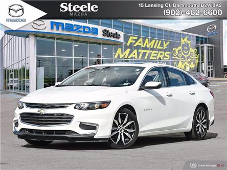 2016 Chevrolet Malibu 1LT (Stk: M3066A) in Dartmouth - Image 1 of 27