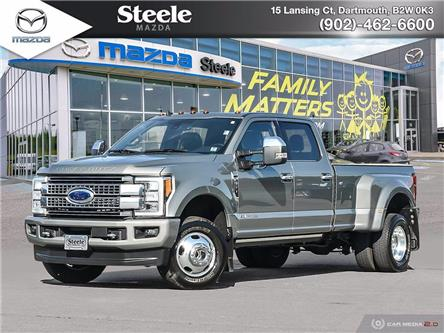 2019 Ford F-350 Platinum (Stk: M3063A) in Dartmouth - Image 1 of 27
