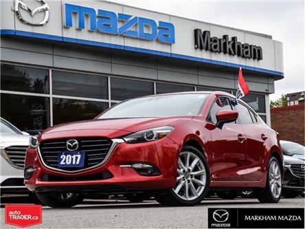 2017 Mazda Mazda3 GT (Stk: D5210057A) in Markham - Image 1 of 30