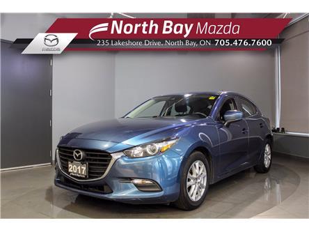 2017 Mazda Mazda3 Sport GS (Stk: 20147A) in Sudbury - Image 1 of 22