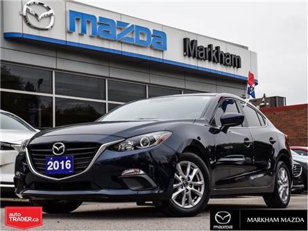 2016 Mazda Mazda3 GS (Stk: D210071A) in Markham - Image 1 of 25