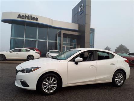 2015 Mazda Mazda3 GS (Stk: H2123A) in Milton - Image 1 of 11