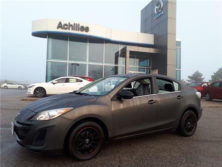 2011 Mazda Mazda3 GX (Stk: P5977A) in Milton - Image 1 of 11