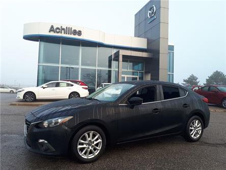 2015 Mazda Mazda3 GS (Stk: S222A) in Milton - Image 1 of 11