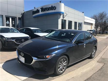 2019 Mazda Mazda3 GS (Stk: DEMO81590) in Toronto - Image 1 of 13