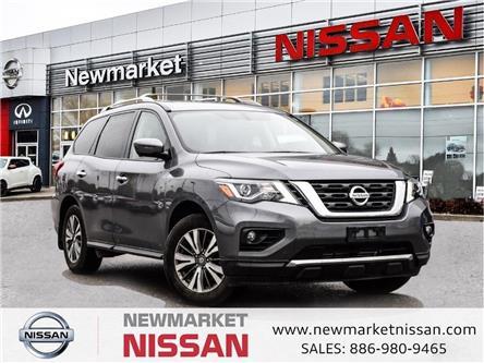 2019 Nissan Pathfinder SL Premium (Stk: UN1167) in Newmarket - Image 1 of 24