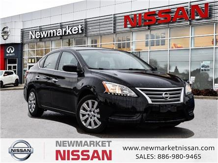 2014 Nissan Sentra 1.8 S (Stk: 20Q025AA) in Newmarket - Image 1 of 16