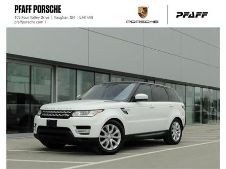 2017 Land Rover Range Rover Sport V6 HSE Dynamic (Stk: P16220A) in Vaughan - Image 1 of 22