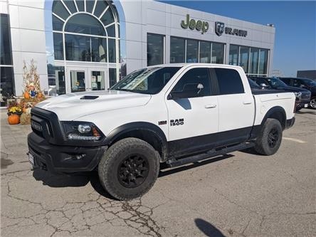 2017 RAM 1500 Rebel (Stk: U809290-OC) in Orangeville - Image 1 of 23