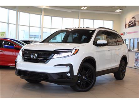 2021 Honda Pilot Black Edition (Stk: 210008) in Orléans - Image 1 of 25