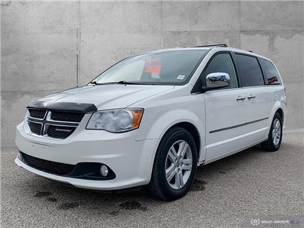 2013 Dodge Grand Caravan Crew (Stk: 20T118A) in Williams Lake - Image 1 of 28