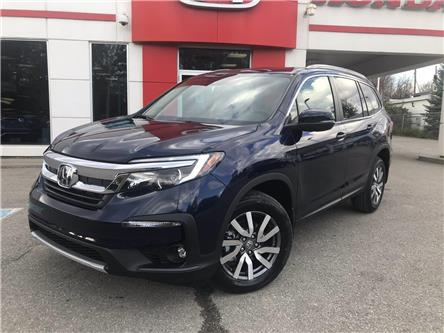 2021 Honda Pilot EX-L Navi (Stk: 11091) in Brockville - Image 1 of 24