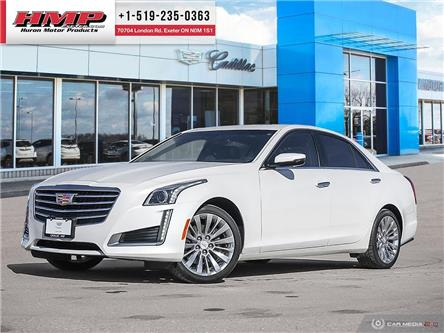 2019 Cadillac CTS 3.6L Luxury (Stk: 84825) in Exeter - Image 1 of 27