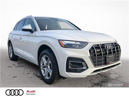 2021 Audi Q5 45 Komfort (Stk: 21016) in Windsor - Image 1 of 30