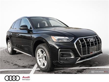2021 Audi Q5 45 Komfort (Stk: 21010) in Windsor - Image 1 of 29