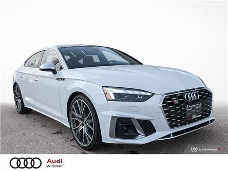 2020 Audi S5 3.0T Technik (Stk: 10015) in Windsor - Image 1 of 27