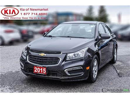 2015 Chevrolet Cruze  (Stk: 200146A) in Newmarket - Image 1 of 18