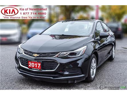 2017 Chevrolet Cruze LT Auto (Stk: P1168) in Newmarket - Image 1 of 19