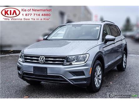 2019 Volkswagen Tiguan Trendline (Stk: P1274) in Newmarket - Image 1 of 19
