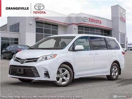 2020 Toyota Sienna LE 8-Passenger (Stk: H20749) in Orangeville - Image 1 of 23