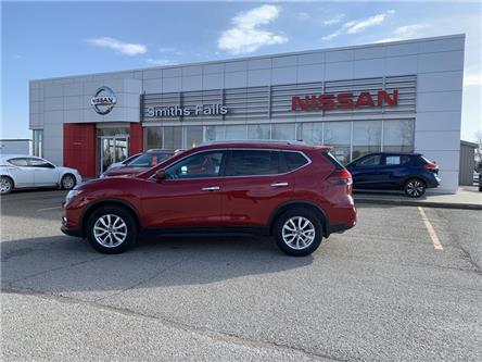 2017 Nissan Rogue SV (Stk: P2094) in Smiths Falls - Image 1 of 13