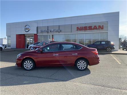 2018 Nissan Sentra 1.8 SV (Stk: P2106) in Smiths Falls - Image 1 of 13