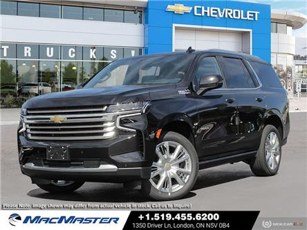 2021 Chevrolet Tahoe High Country (Stk: 210066) in London - Image 1 of 23