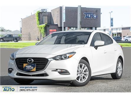 2018 Mazda Mazda3 GS (Stk: 256870) in Milton - Image 1 of 19