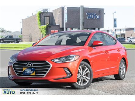 2018 Hyundai Elantra GL (Stk: 605752) in Milton - Image 1 of 19