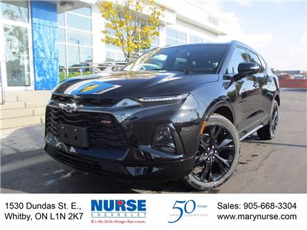2021 Chevrolet Blazer RS (Stk: 21E002) in Whitby - Image 1 of 29